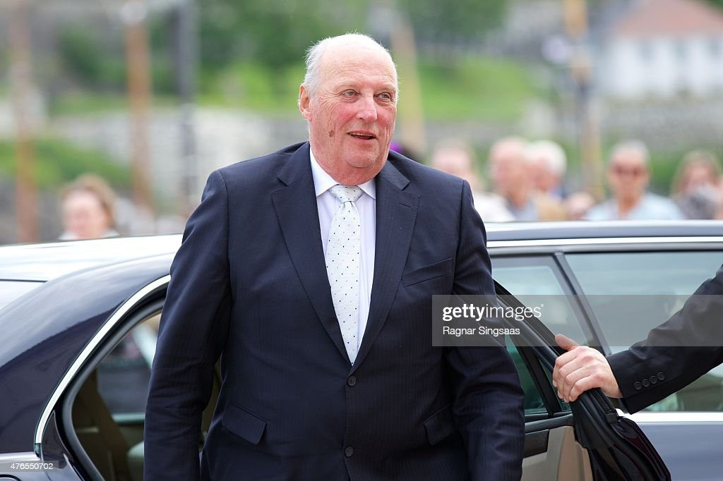 King of Norway attends the 10th Anniversary of the Nobel Peace Centre : News Photo