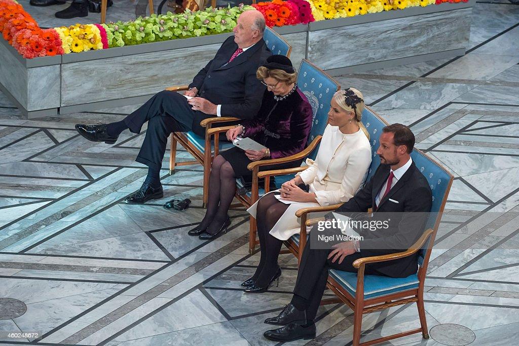 Nobel Peace Prize Award Ceremony, Oslo : News Photo
