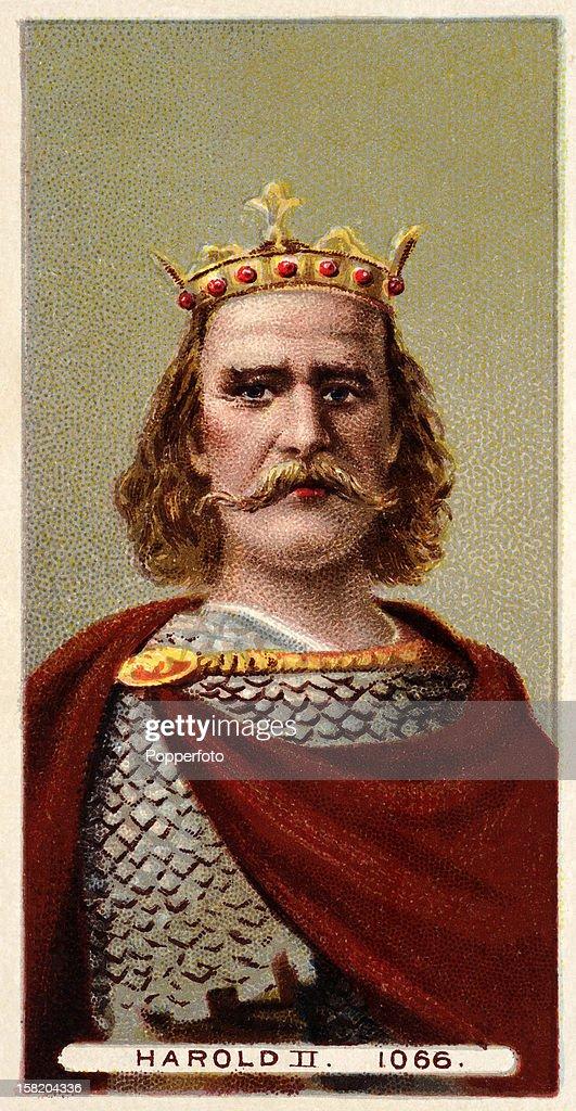 King Harold II : News Photo