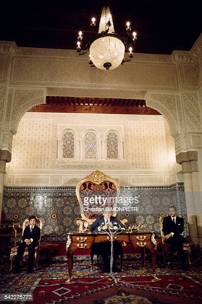 king hassan ii speech Hm the king sends speech to au his majesty king mohammed vi, son of the late king hm hassan following the death of his majesty king hassan ii on.