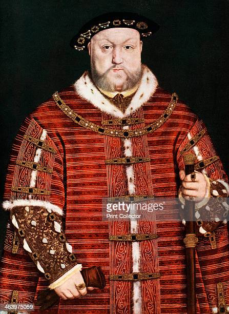 'King Henry VIII' 15421550 Henry succeeded his father Henry VII in 1509 Obsessed with passing the throne on to a male heir he had six wives in the...