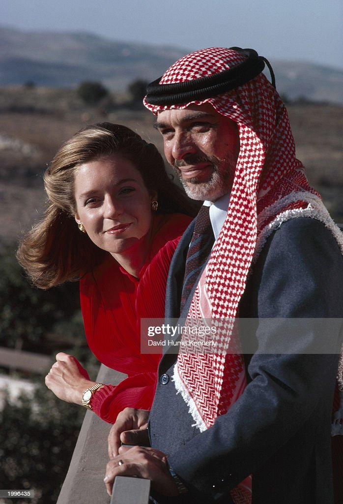 Born Lisa Halaby, the Princeton alum and architect became Queen Noor of Jordan after marrying King Hussein I in 1978