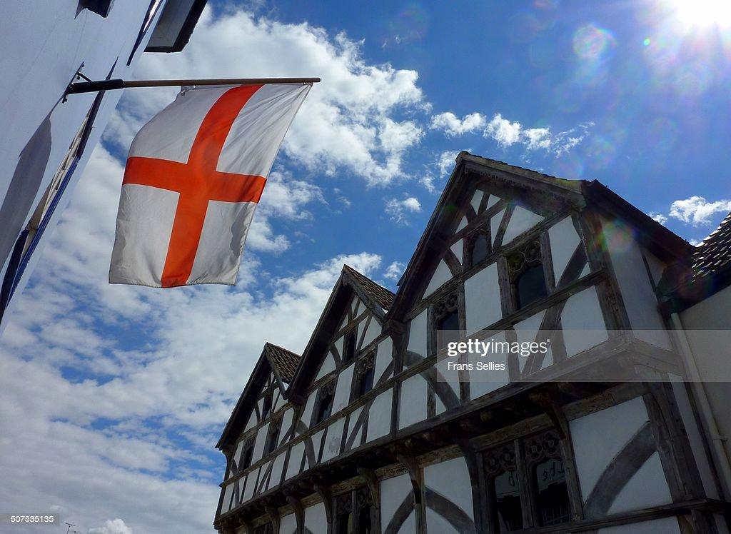 King John's hunting lodge in Axbridge : Nieuwsfoto's