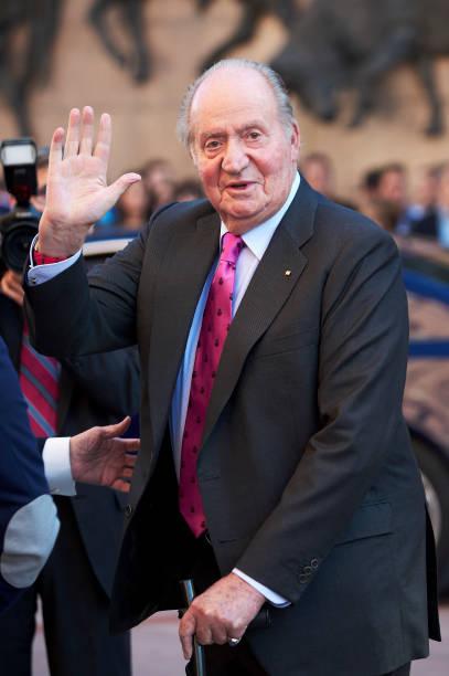 ESP: King Juan Carlos Turns 83 Years Old