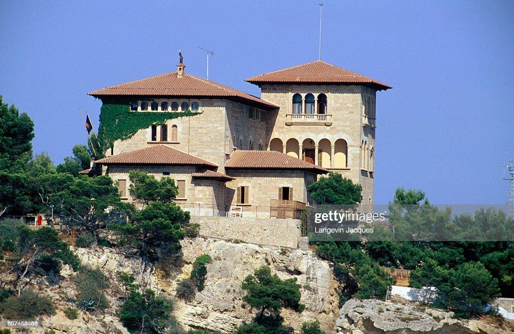 Marivent Palace : News Photo