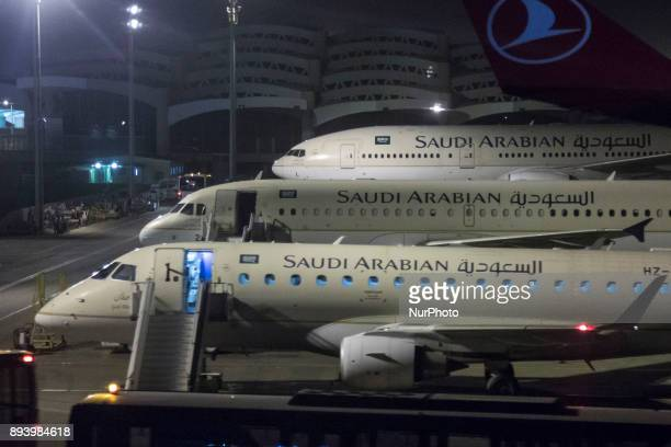 King Khalid International Airport in Riyadh An airport with more than 23000000 passenger traffic in 2016 and hub for Saudia and Flynas The airport...