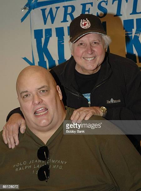 King Kong Bundy and Conrad Brooks