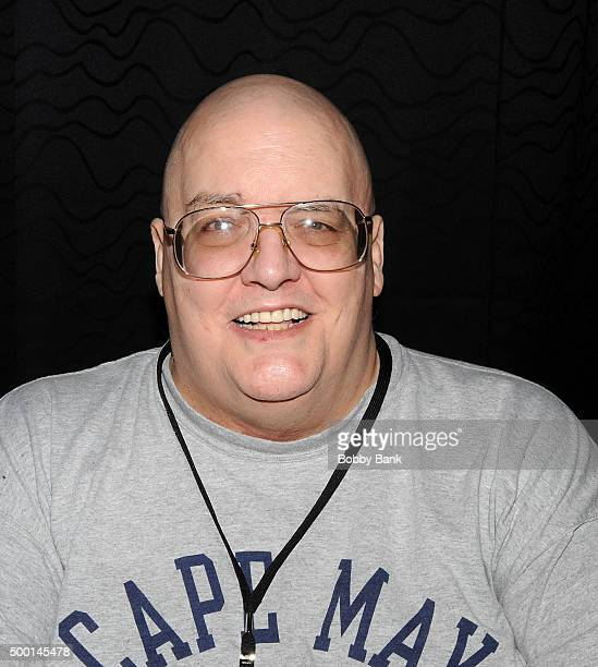 King Kong Bundy attends day 1 of Wintercon 2015 NY Comic and Sci-Fi expo at Resorts World Casino New York City on December 5, 2015 in New York City.