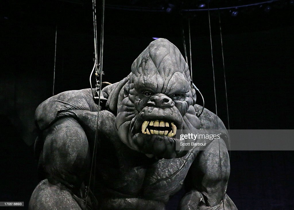"""King Kong"" Production Media Call"