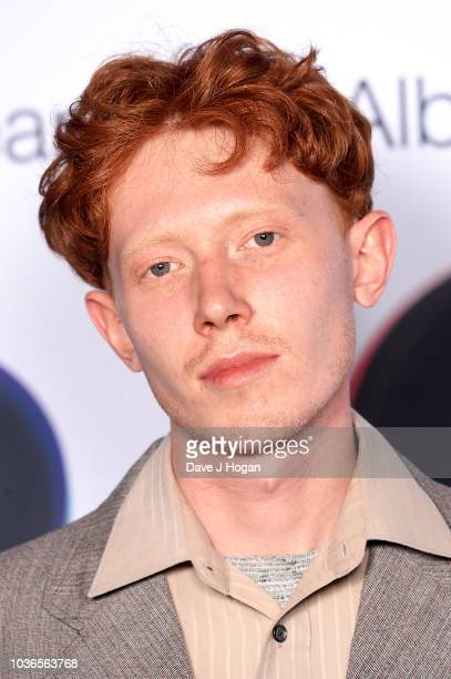 King Krule attends the Hyundai Mercury Prize 2018 at Eventim Apollo on September 20, 2018 in London, England.