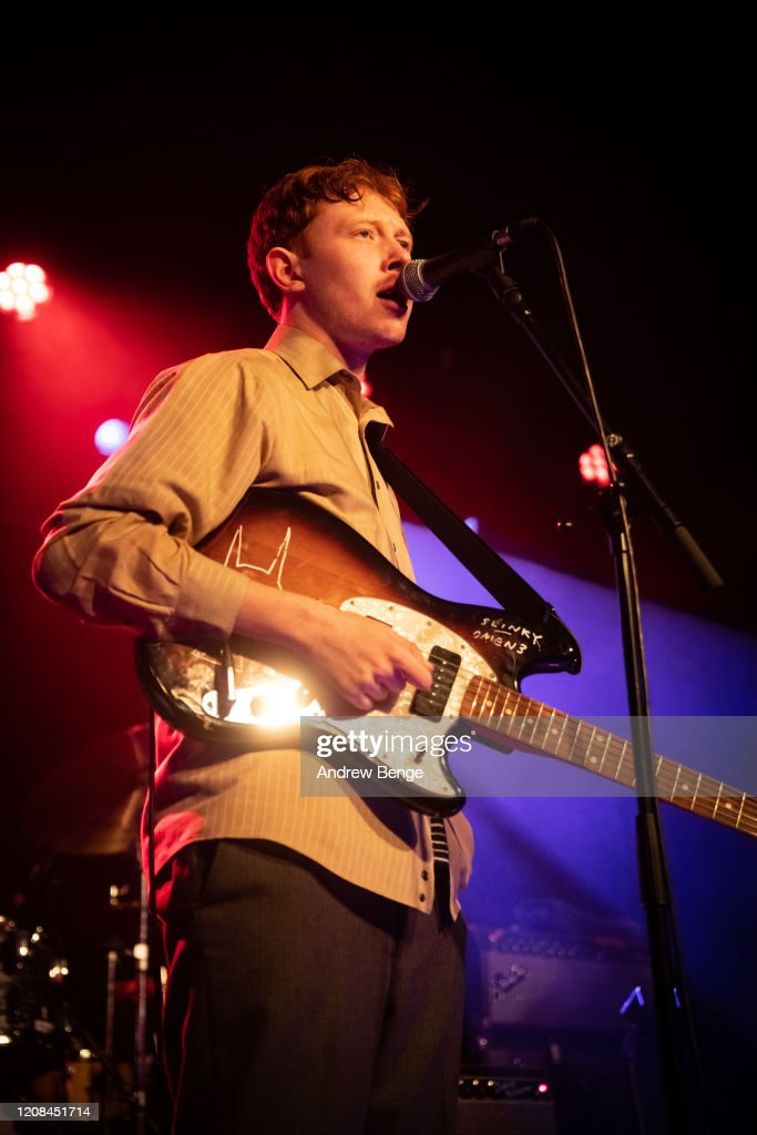 King Krule Performs At Beckett Students Union, Leeds : ニュース写真