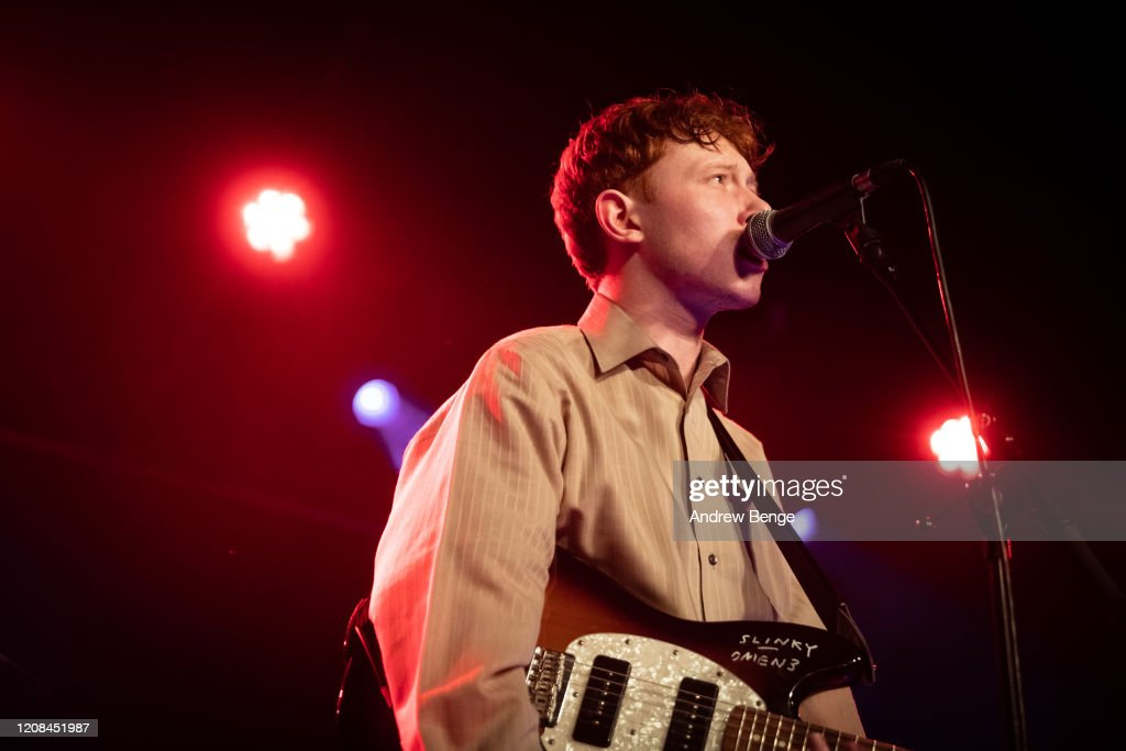 King Krule Performs At Beckett Students Union, Leeds : News Photo