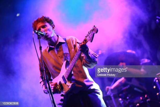 King Krule performs at Electric Picnic 2018 at Stradbally Hall Estate on September 1, 2018 in Stradbally, County Laois, Ireland.