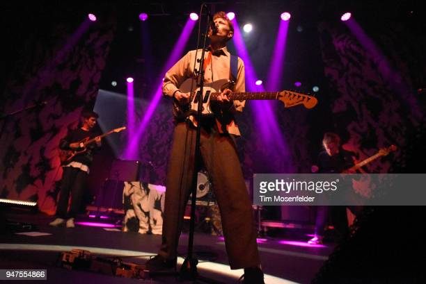 """King Krule performs in support of his release """"The Ooz"""" at the Fox Theater on April 16, 2018 in Oakland, California."""