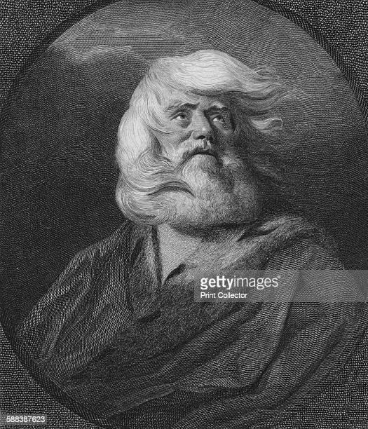King Lear' c1800 After Sir Joshua Reynolds