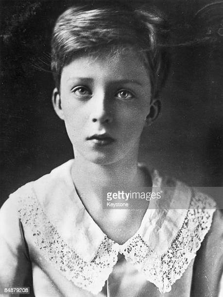 King Leopold III of Belgium as a boy circa 1910 He reigned from 1934 until 1951 when he abdicated in favour of his son Baudouin