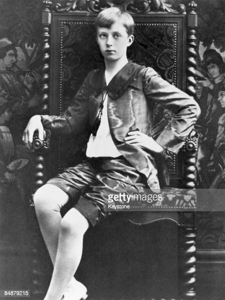 King Leopold III of Belgium circa 1913 He reigned from 1934 until 1951 when he abdicated in favour of his son Baudouin