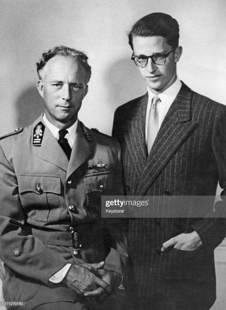 King Leopold III of Belgium : News Photo
