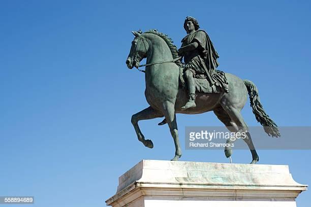 King Louis XIV statue, Lyon