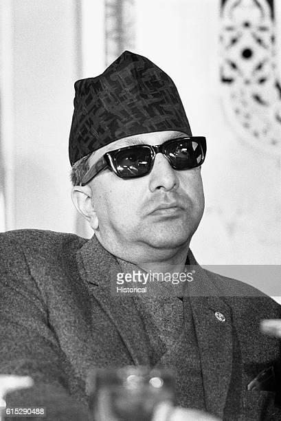 King Mahendra of Nepal