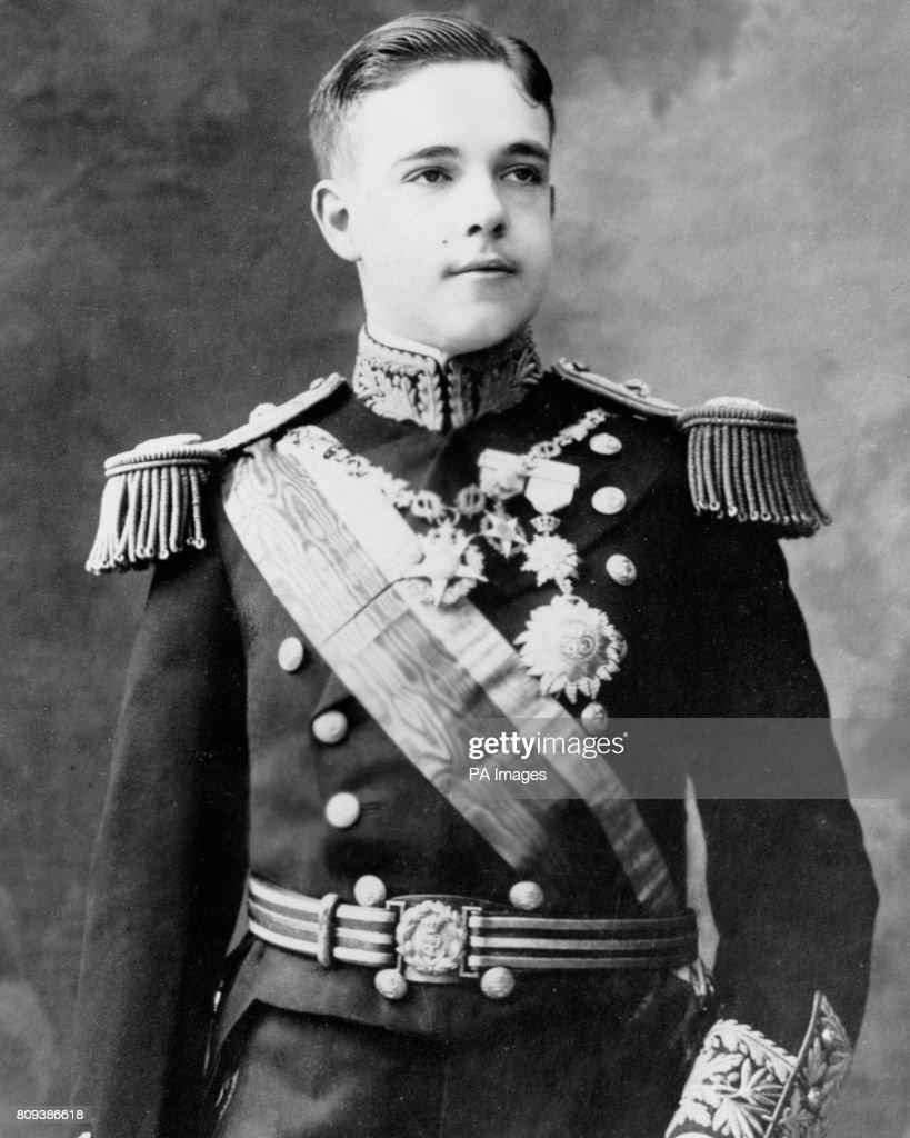 Royalty - King Manuel II of Portugal : News Photo