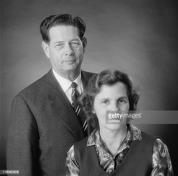 King Michael and Queen Anne of Romania 13th December 1978