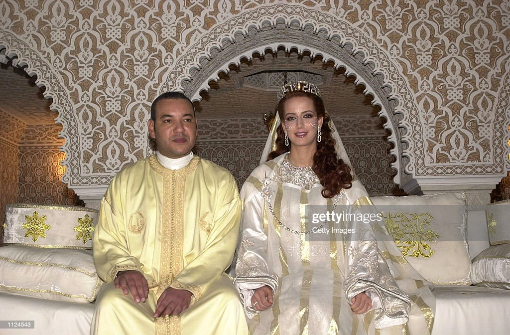 Morocco Wedding : News Photo