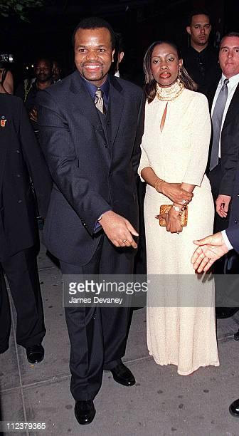 King Mswati III and Queen Sibonelo Mngomezulu of Swaziland