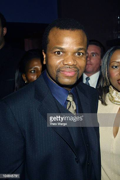 King Mswati III during RICA Benefit Dinner and Auction at Lotus in New York City in New York City New York United States