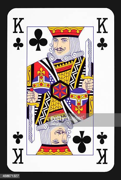 Cama King de tréboles