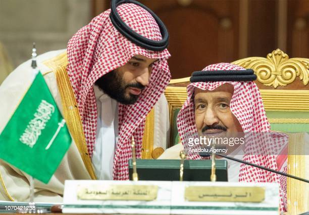 CREDIT BANDAR ALGALOUD / SAUDI KINGDOM COUNCIL / HANDOUT NO MARKETING NO ADVERTISING CAMPAIGNS DISTRIBUTED AS A SERVICE TO CLIENTS King of Saudi...