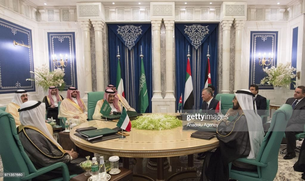 Saudi Arabia hosts summit on Jordan economic crisis : News Photo