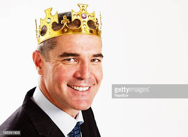King of the business world