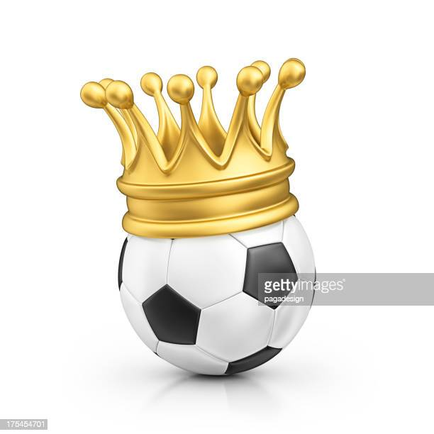 king of the football