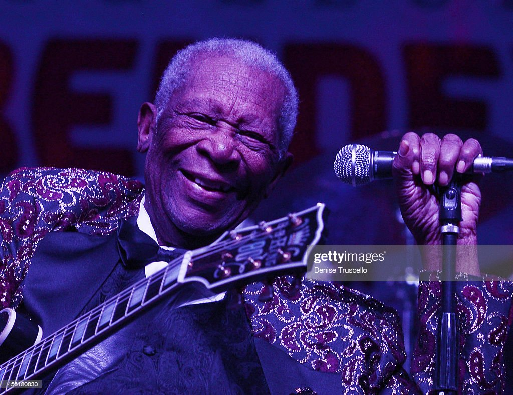 2014 Big Blues Bender At The Riviera Hotel & Casino Day 2 : News Photo