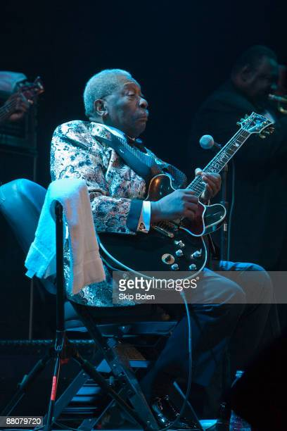 King performs during the Domino Effect benefit concert at the New Orleans Arena on May 30 2009 in New Orleans Louisiana