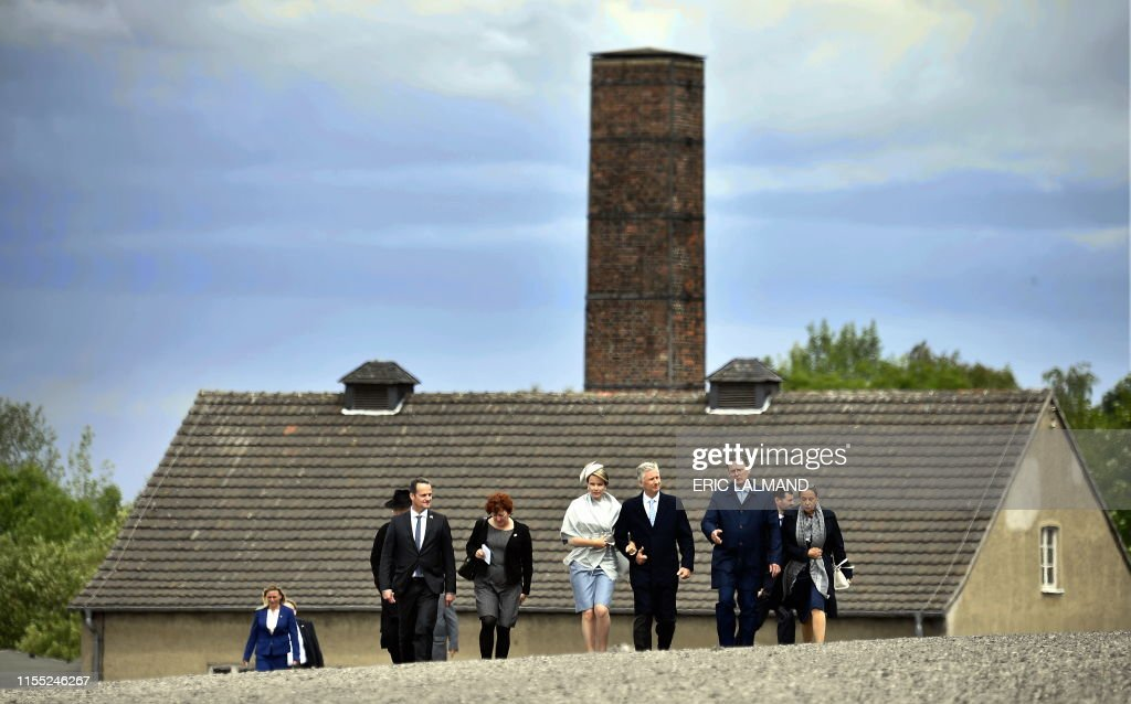 GERMANY ROYAL VISIT GERMANY THURINGEN AND SACHSEN-ANHALT : News Photo