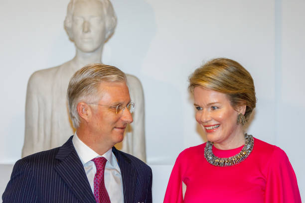 BEL: Belgium Royal Family Attends The Preludium To The National Day Concert At The Bozar Palace For Fine Arts In Brussels