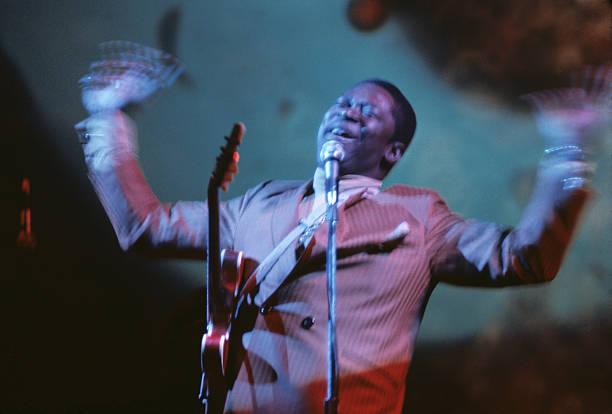 MS: 16th September 1925 - Musician B.B. King Is Born