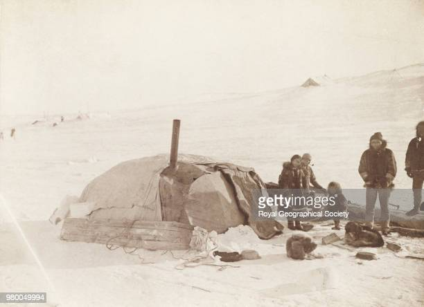 King Point Spring 1906 The aim of this expedition was to make the first complete journey through the Northwest Passage and to locate the exact...