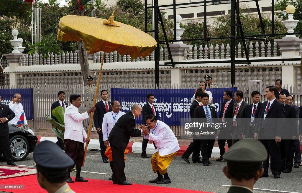 Cambodian Parliament Reconvenes Amid Election Controversy