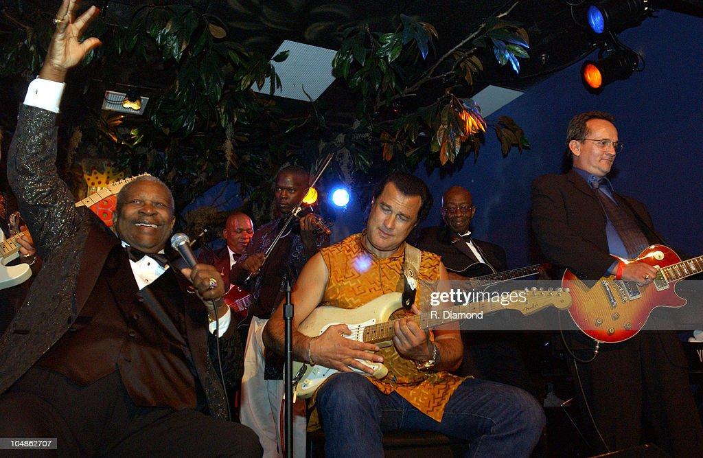 Grand Opening B.B. Kings Blues Club, Nashville-Night 1