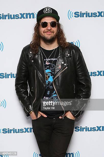 King Tuff visit the SiriusXM Studios on October 9 2014 in New York City