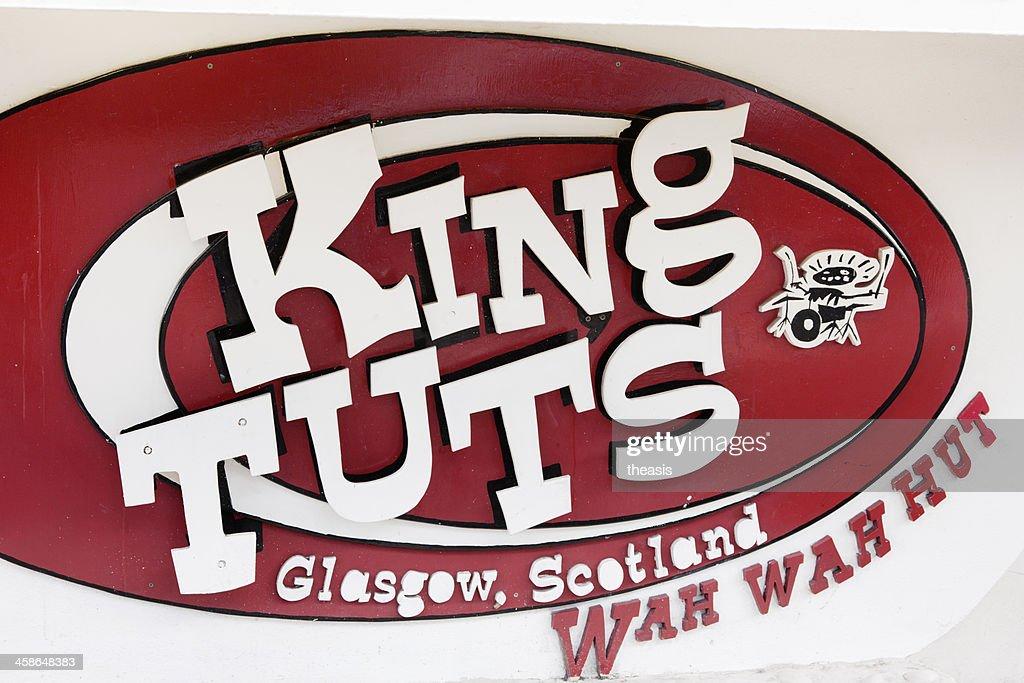 King Tuts Wah-Wah Hut : Stock Photo