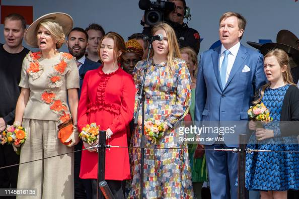 King Willem Alexander of the Netherlands , Queen Maxima of the... News  Photo - Getty Images