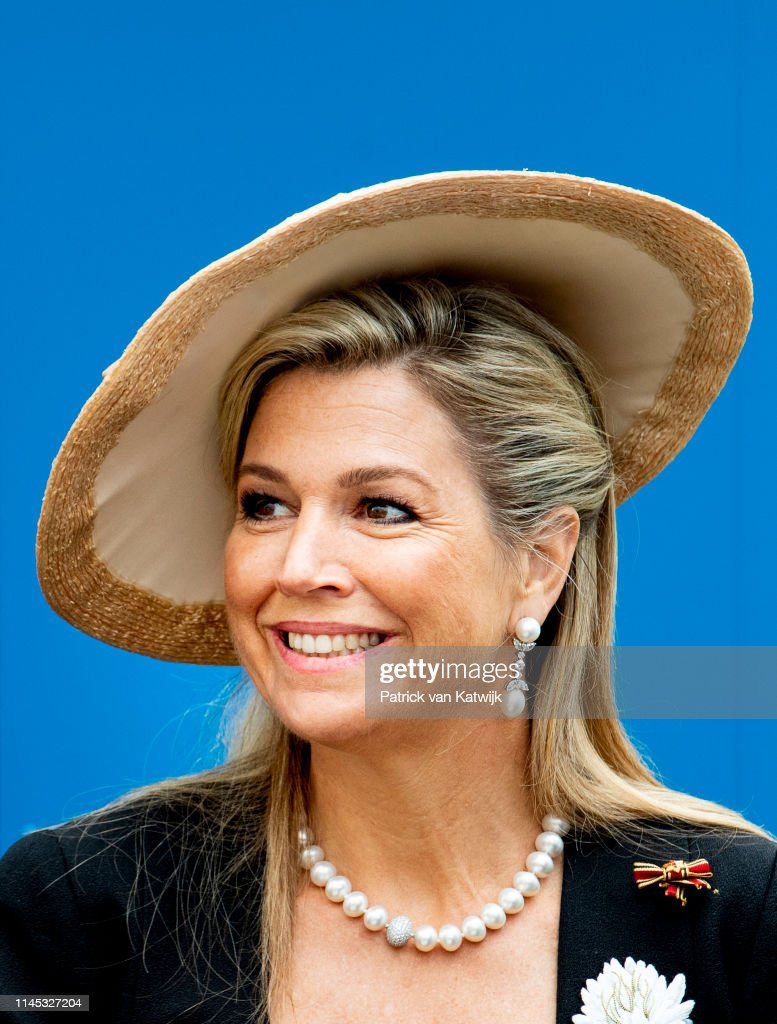 State Visit Of The King And Queen Of The Netherlands - Day Two : News Photo