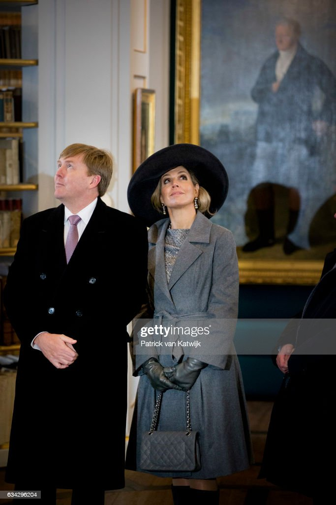 King Willem-Alexander and Queen Maxima Visit Leipzig - Day 2