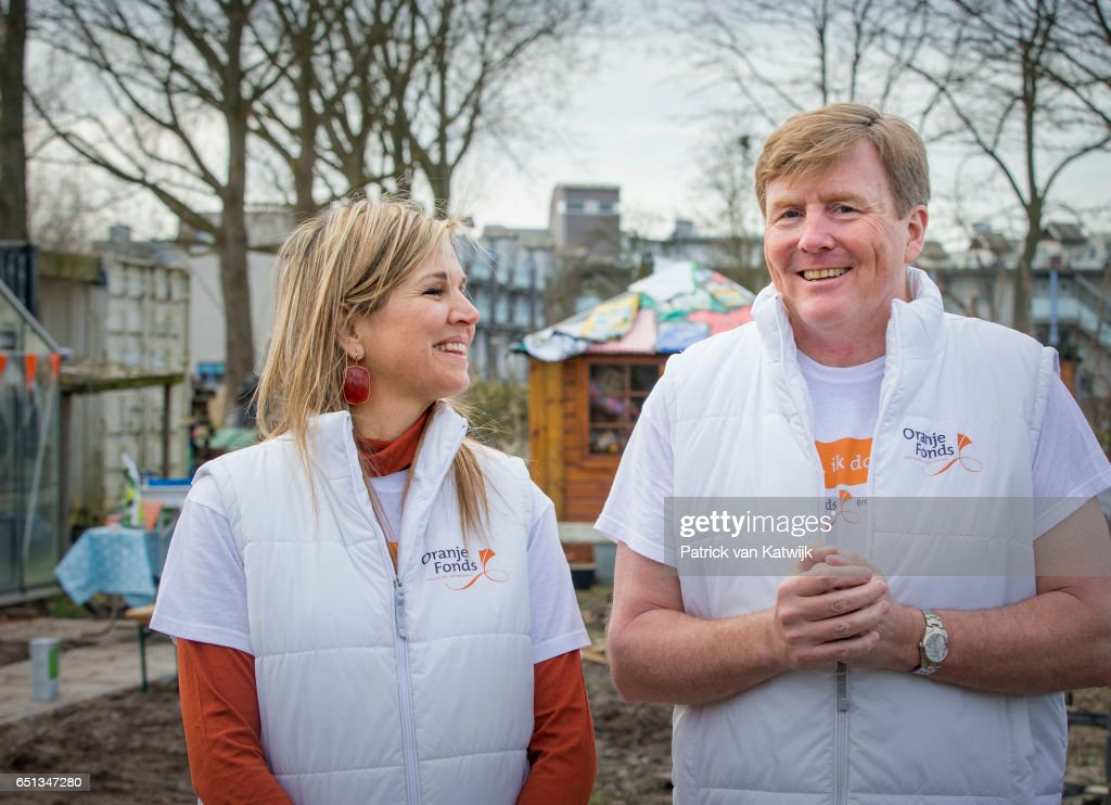King Willem-Alexander and Queen Maxima Visit Germany - Day 2 : Foto di attualità