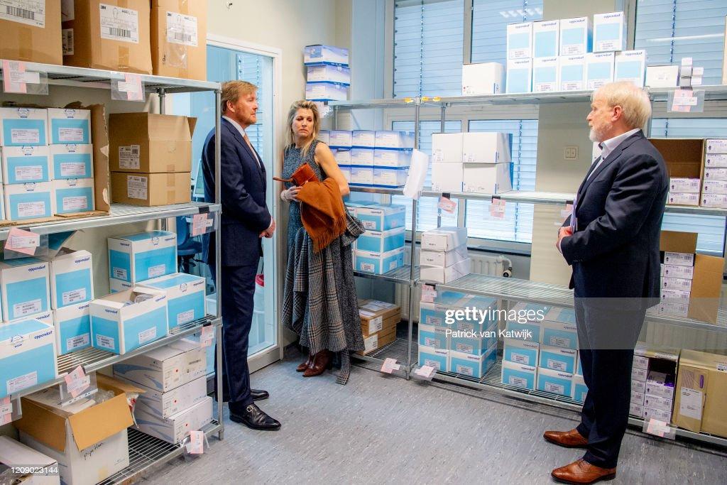 The Netherlands Extends Coronavirus Lockdown As Cases Spread : Nieuwsfoto's