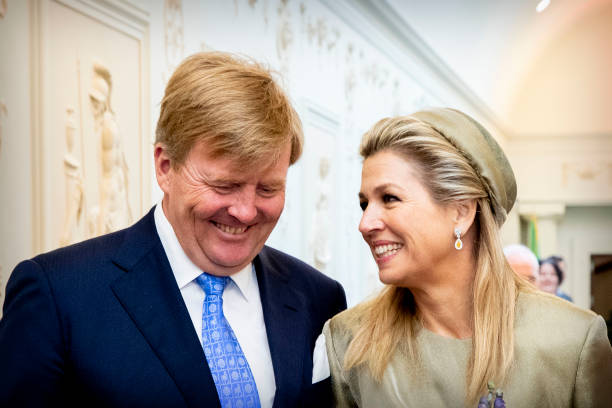 IRL: State Visit Of The King And Queen Of The Netherlands : Day One